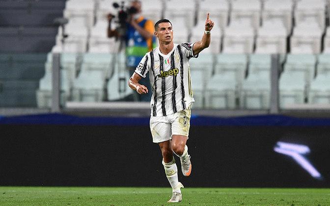 2º: Cristiano Ronaldo (Juventus) - 23 gols / 46 pontos