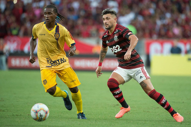 2) Flamengo 2 x 0 Madureira - Data: 8/2/2020 - Local: Maracanã - Público pagante: 60.054 - Campeonato Carioca