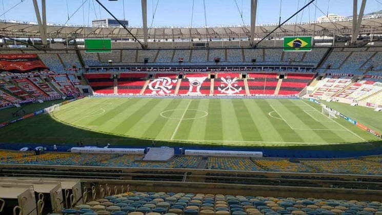 2) Flamengo - prejuízo de R$ 3.234.340,85 em 19 partidas em casa, sendo que os borderôs de duas delas (contra Corinthians e Internacional) ainda não foram divulgados.