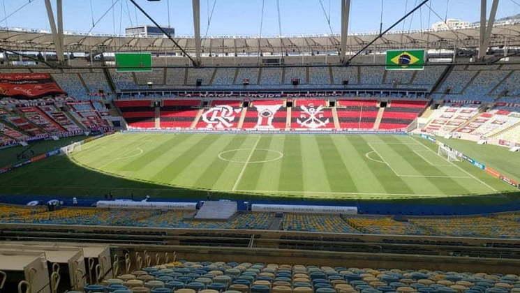 2) Flamengo - prejuízo de R$ 736.761,02 em quatro partidas como mandante no período.