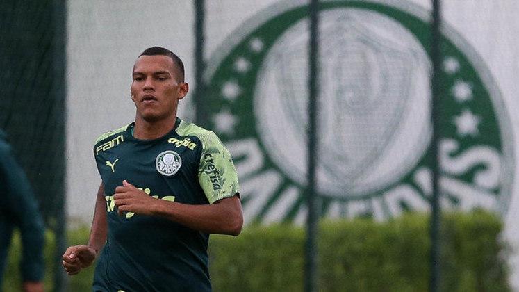 2º - Gabriel Veron (Palmeiras) - R$ 143 milhões.