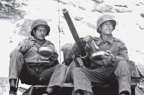 Cerca de 25 mil militares do Brasil foram à 2ª Guerra