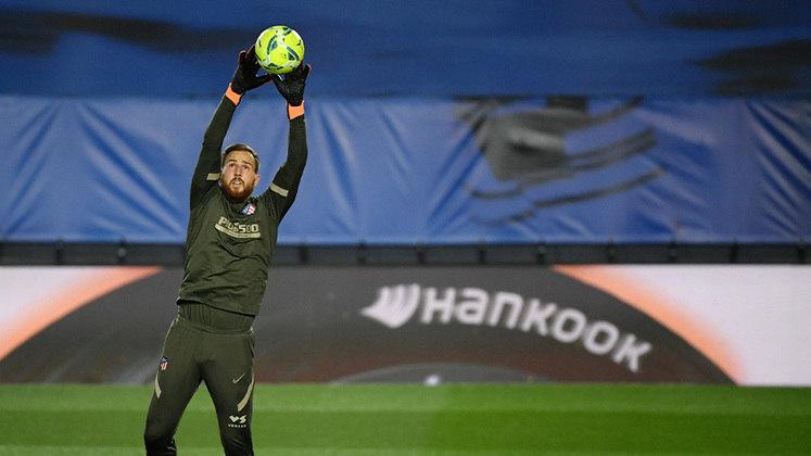 2º - Jan Oblak - Atlético de Madrid - Valor de mercado: € 90 milhões (R$ 575,16 milhões)