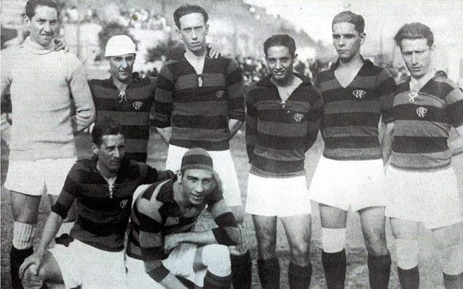 2º - Juan Carlos Bertone (Uruguai), 1925-1928, 108 jogos, 62 vitórias / Aproveitamento: 64% / Curiosidade: também uruguaio, tornou-se o primeiro treinador estrangeiro a ser campeão no Flamengo, ao conquistar o título carioca de 1925 e com um time (imagem acima) que tinha sete jogadores da Seleção: Batalha, Hélcio, Pennaforte, Japonês, Candiota, Nonô e Moderato.