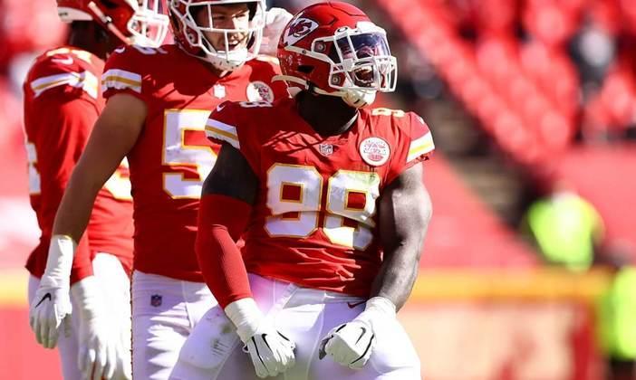 2º Kansas City Chiefs - Uma equipe cada vez mais próxima de encontrar o equilíbrio perfeito entre ataque, defesa e special teams.