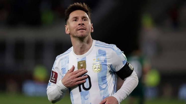 2° - Lionel Messi: 94 pontos