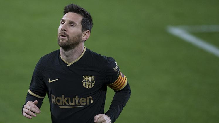 2º: Lionel Messi (Barcelona) - 23 gols / 46 pontos