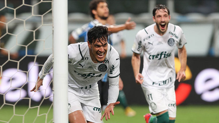 2º lugar: Palmeiras - 16.110 pontos