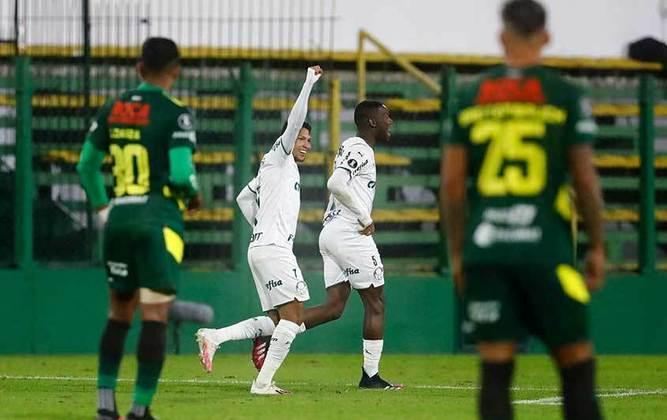 2º lugar - Palmeiras: R$ 519,7 milhões investidos em futebol em 2020 (variação de 2% com relação a 2019, quando os gastos com futebol foram de R$ 508,4 milhões)