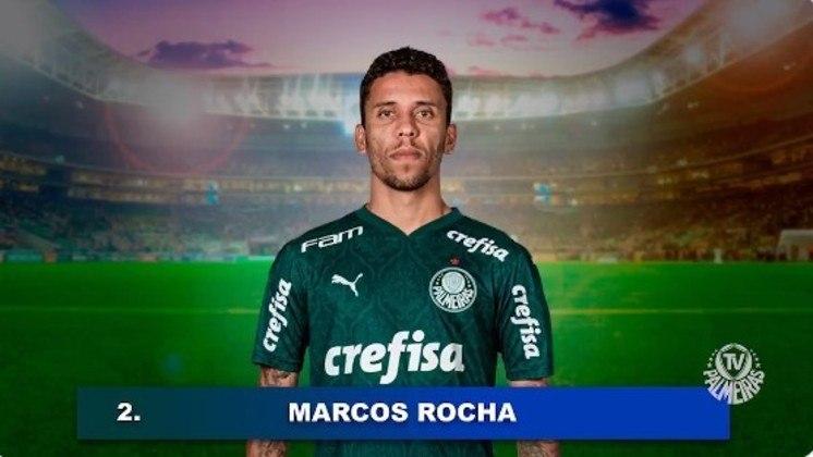 2 - Marcos Rocha