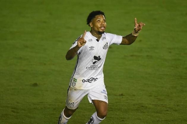 2º: Marinho (Santos) - 82 pontos.