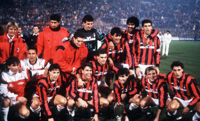 2º - Milan - 7 títulos (1962–63, 1968–69, 1988–89, 1989–90, 1993–94, 2002–03 e 2006–07).