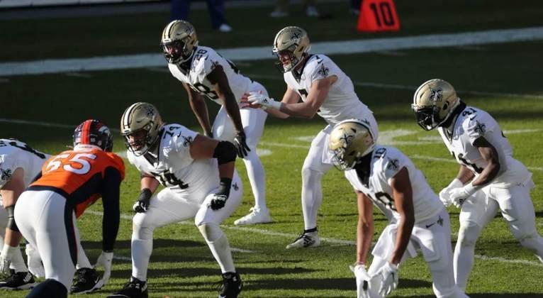 2º New Orleans Saints (10-2) - Sem Drew Brees? Sem problemas. Equipe equilibrada funciona como um relógio suíço e supera até um quarterback mediano.