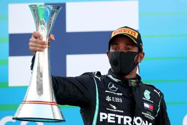 2º - O inglês Lewis Hamilton, com 88 vitórias