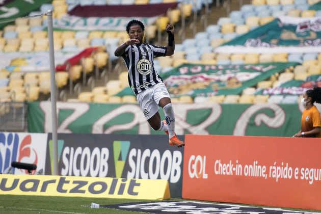 2 – O Santos é o segundo do ranking, com um total de 2,71 milhões. O Peixe perdeu para o Fluminense no domingo por 3 a 1.