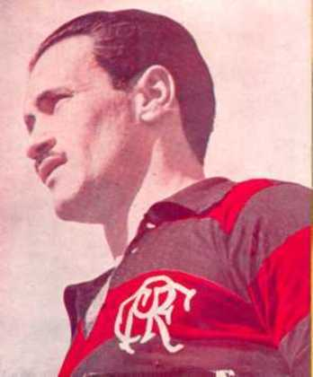 2º - Pirilo - Flamengo - 18 gols