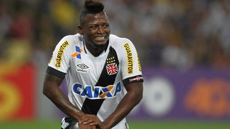 2º - Riascos - colombiano - 2015-2016-2018 - 20 gols em 75 jogos - 0,26 gol por jogo