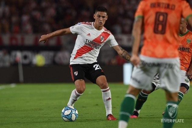 2 – River Plate: no grupo D, seu valor de mercado é de 115,9 milhões de euros (R$ 729 milhões)