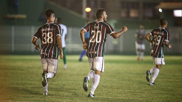 2ª rodada - Fluminense x Cuiabá - Este será o primeiro confronto entre as equipes na história.