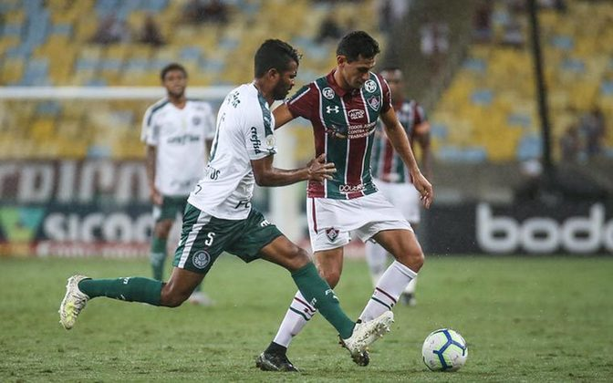 2ª rodada - Fluminense x Palmeiras - 12/08 - 21h30 - Maracanã