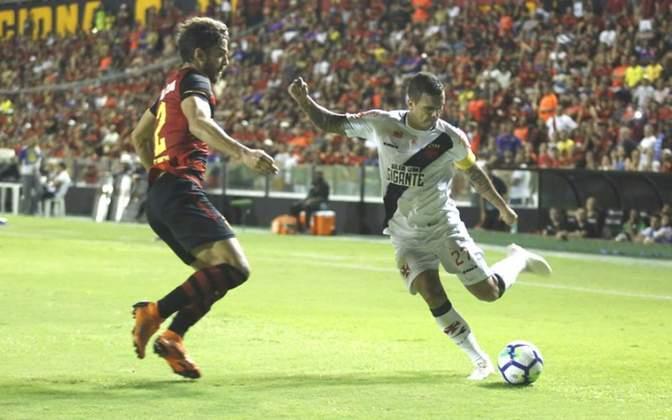2ª rodada - Vasco x Sport - 13/8 - 20h - São Januário