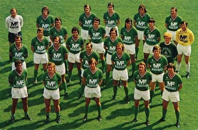 2º - Saint-Étienne-FRA (1975-1977)
