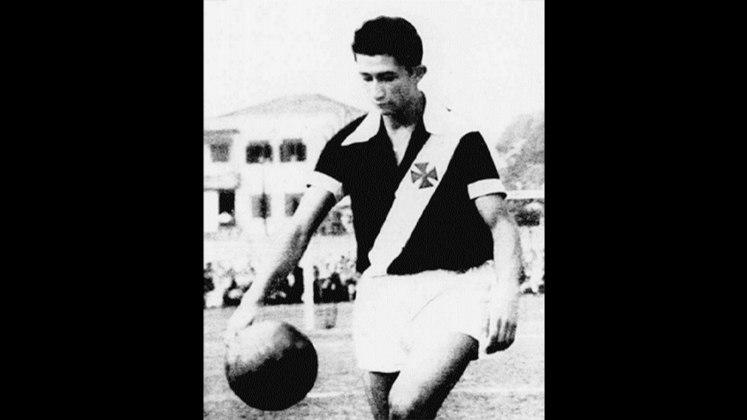 2º – Silvio Parodi – 1954-1956 – paraguaio – 37 gols
