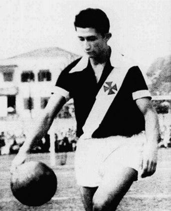 2º - Silvio Parodi - paraguaio - 1954-1956 - 37 gols
