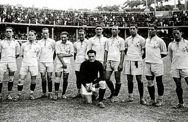 2º título: 1922 - Vice: Paraguai