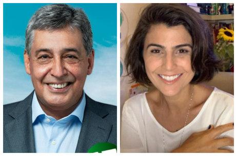 Sebastião Melo e Manuela D'Ávila disputarão 2º turno