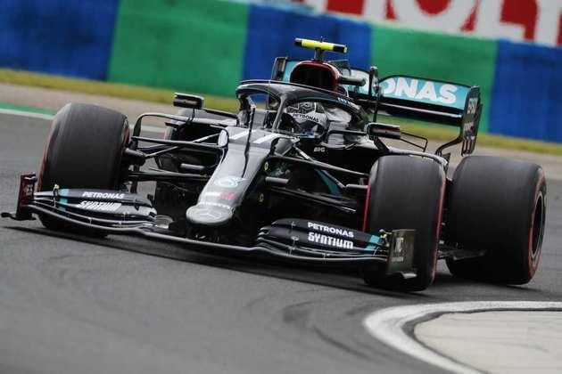 2) Valtteri Bottas (Mercedes), 1min13s554