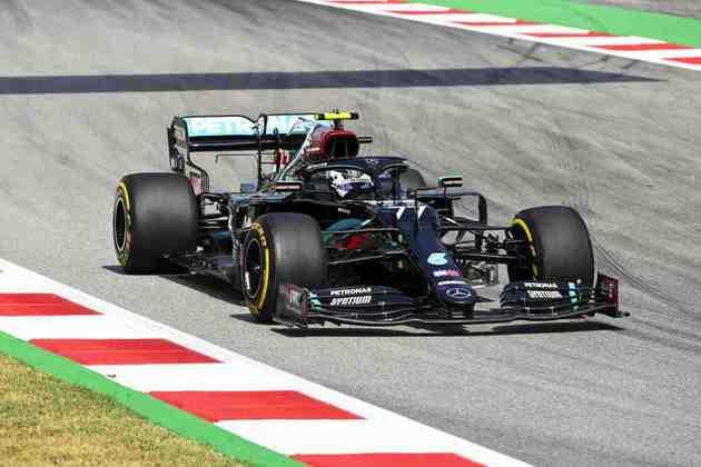 2) Valtteri Bottas (Mercedes), 1min15s643