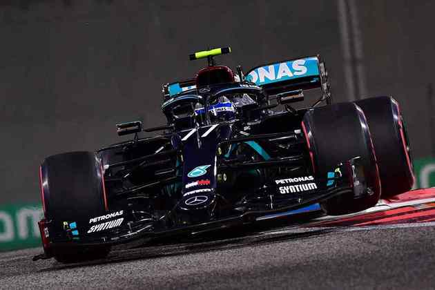 2 - Valtteri Bottas (Mercedes) - 5.44 - Não fez nada de diferente para buscar a vitória.