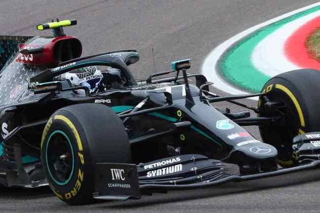 2º - Valtteri Bottas (Mercedes): 6.20 - Problemas com o carro e ritmo ruim fizeram Bottas perder chance de vitória