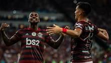 Nação de volta! Relembre os 20 maiores públicos do Flamengo na Era 2019/2020