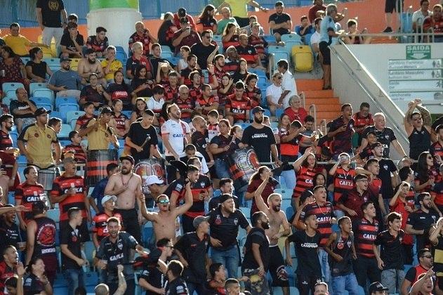 20) Atlético-GO - R$ 190.485,00