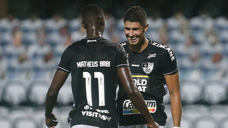 20º - Botafogo - 7 pontos em 18 jogos. Duas vitórias, um empate e quinze derrotas. Doze gols marcados e trinta e quatro sofridos. 12,96% de aproveitamento.