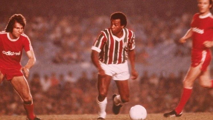 20 - Cafuringa (1967 - 1977) - 337 jogos com a camisa do Fluminense.