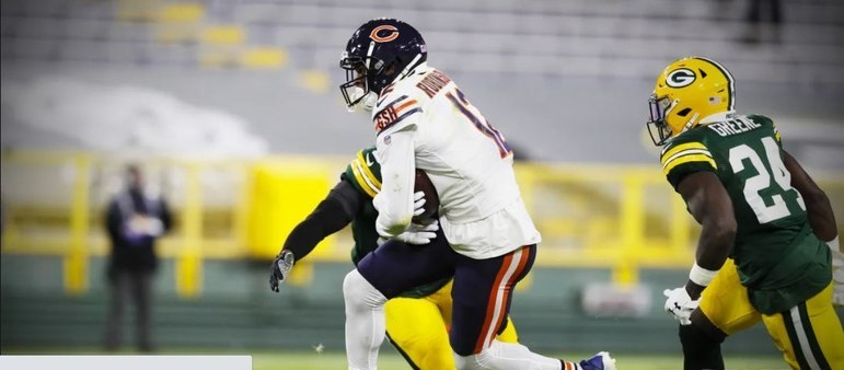 20º Chicago Bears: Em queda livre! Os Bears estão mentalmente quebrados, com um ataque que não coloca medo em ninguém e sem expectativas.