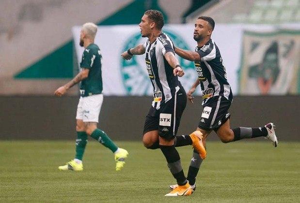 20º colocado – Botafogo (24 pontos/35 jogos): 0.0% de chances de ser campeão; 0.0% de chances de Libertadores (G6); 100% de chances de rebaixamento.