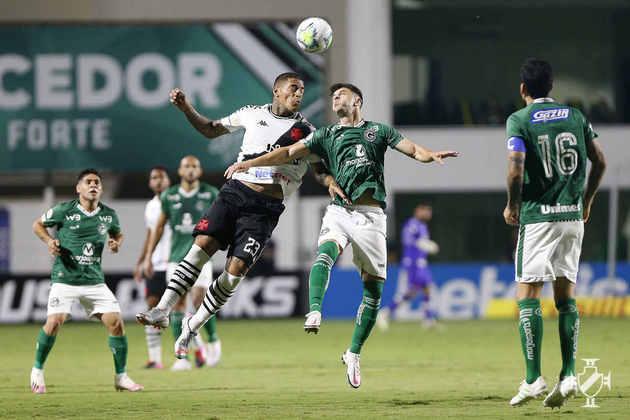 20º colocado – Goiás (15 pontos) – 0% de chances de título; 0,063% para vaga na Libertadores (G6); 86,4% de chance de rebaixamento.