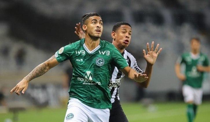 20º colocado – Goiás (19 pontos) – 24 jogos / 0.00% de chances de título; 0.006% para vaga na Libertadores (G6); 84.3% de chance de rebaixamento.