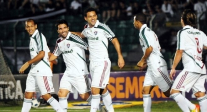 20 de novembro de 2011 - Fluminense 4 x 0 Figueirense - Orlando Scarpelli - Brasileirão