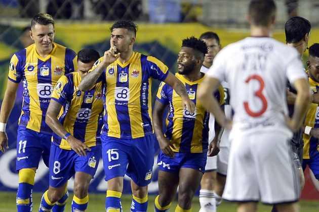 20 – Delfín: no grupo G, o clube vale 13,33 milhões de euros (R$ 83,85 milhões)