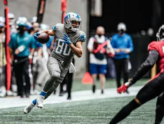 20 - Detroit Lions: Um leão contra os times fracos, mas um gatinho contra os mais fortes.