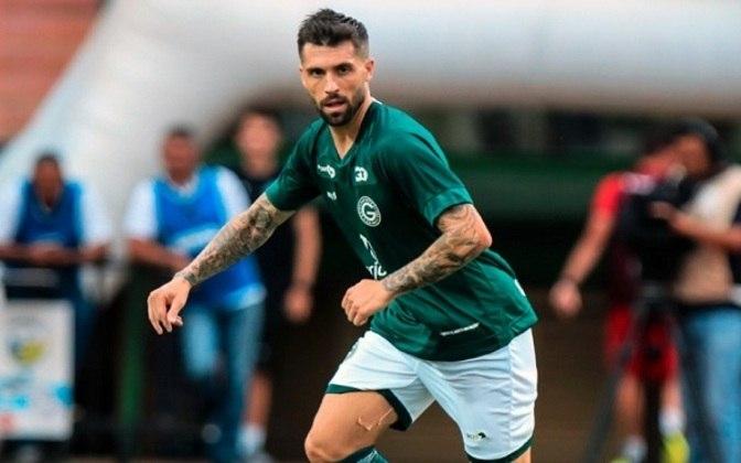 20º - Goiás - 29,6% de aproveitamento - 9 jogos - 2 vitórias - 2 empates - 5 derrotas