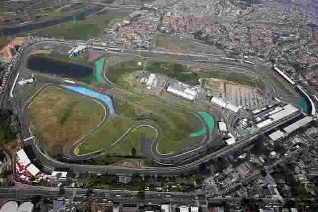 20 - GP de São Paulo - Interlagos - 7 de novembro.
