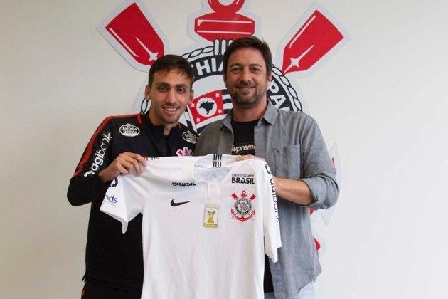 20º: Gustavo Mosquito (Corinthians) - um ponto.