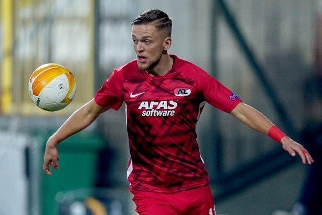 20º: Jesper Karlsson (AZ Alkmaar) - 20 gols / 30 pontos