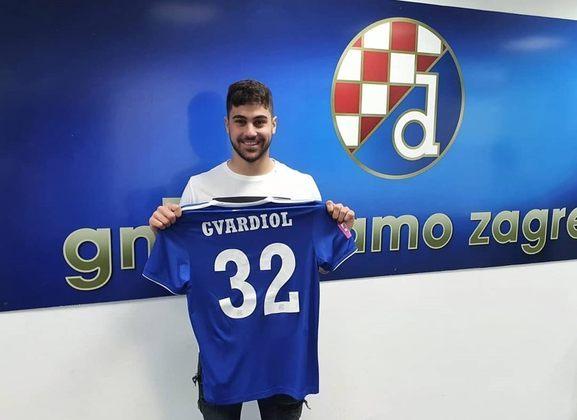 20º: Josko Gvardiol - Dínamo de Zagreb
